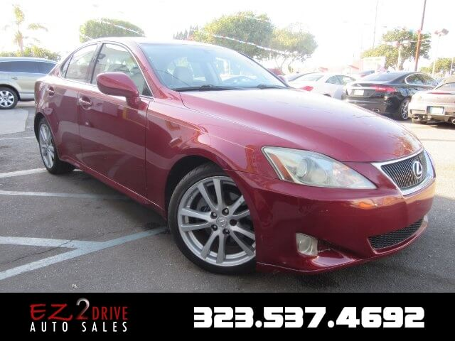 2007 Lexus IS 250 Base