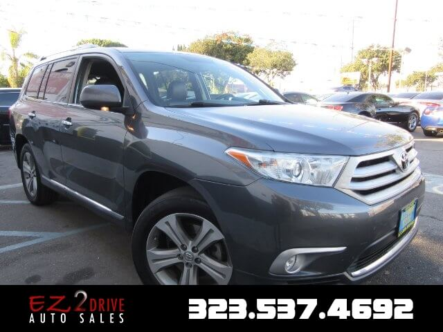 2011 Toyota Highlander Limited
