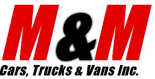 M & M Cars Trucks & Vans Inc. logo