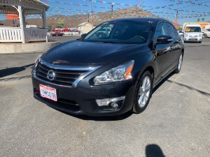 2015 Nissan Altima Photo
