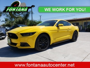 2015 Ford Mustang Photo