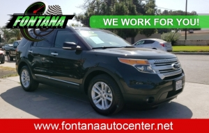 2014 Ford Explorer Photo