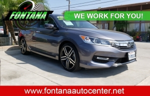 2016 Honda Accord Photo