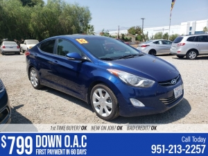 2013 Hyundai Elantra Photo