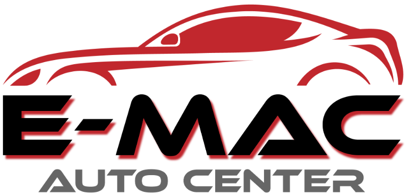 E-maculate Auto Center logo