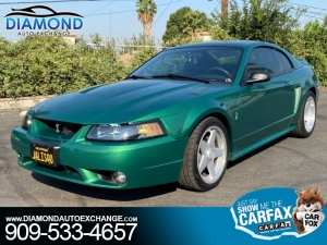 1999 Ford Mustang SVT Cobra Photo