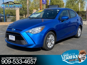 2016 Scion iA Photo