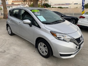 2018 Nissan Versa Note Photo