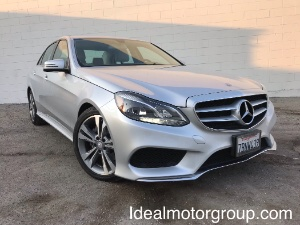 2014 Mercedes-Benz E-Class Photo
