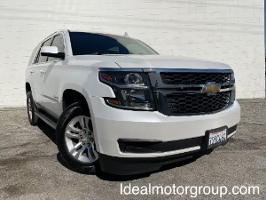 2016 Chevrolet Tahoe Photo