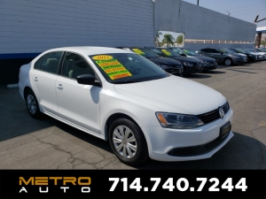 2012 Volkswagen Jetta Photo