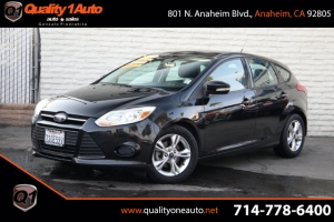 2014 Ford Focus Photo