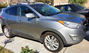2012 Hyundai Tucson Photo