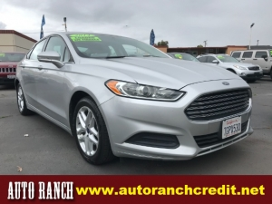 2014 Ford Fusion Photo
