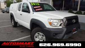 2015 Toyota Tacoma Photo