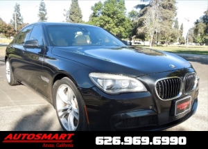 2013 BMW 7 Series Photo